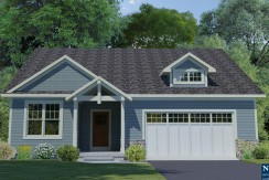 2468 Sq Ft Wheelock Series 'THE BINGHAM' Energy Performance Home