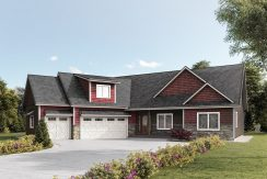 1575 sq ft 'Sanibel Rennie Lake' Series Energy Performance Ranch
